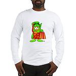 Mr. Deal - Buck On Vacation - Long Sleeve T-Shirt