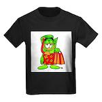 Mr. Deal - Buck On Vacation - Kids Dark T-Shirt