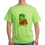 Mr. Deal - Buck On Vacation - Green T-Shirt