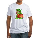 Mr. Deal - Buck On Vacation - Fitted T-Shirt