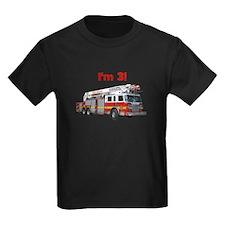 I'm 3! Fire Truck T