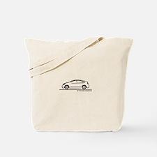 Toyota Prius Tote Bag