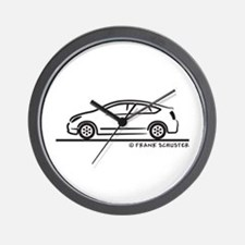 Toyota Prius Wall Clock