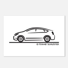 Toyota Prius Postcards (Package of 8)