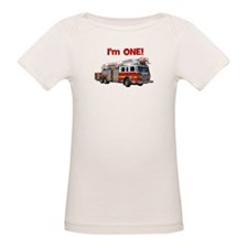 I'm ONE! Fire Truck Tee