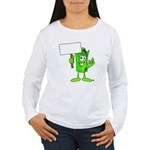 Mr. Deal - What's YOUR Score? Women's Long Sleeve