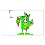 Mr. Deal - What's YOUR Score? Sticker (Rectangle 1