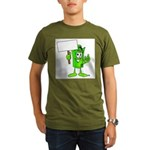 Mr. Deal - What's YOUR Score? Organic Men's T-Shir