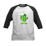 Mr. Deal - What's YOUR Score? Kids Baseball Jersey