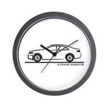 2010 Toyota Camry Wall Clock