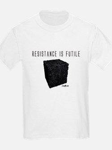 Borg Cube (Resistance is Futi T-Shirt