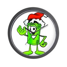 Mr. Deal - Christmas - Santa Wall Clock