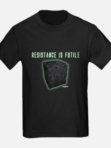 Borg Cube BLK (Resistance is T