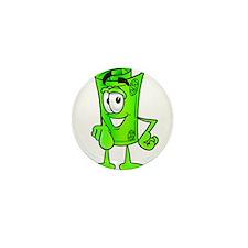 Mr. Deal - Buck Up! Mini Button