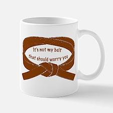 Brown Belt Mug