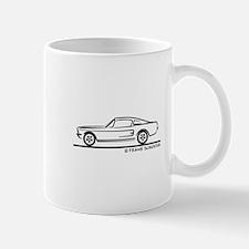 1968 Mustang Fastback Mug