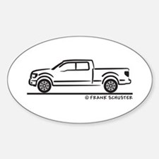 2010 Ford F 150 Decal