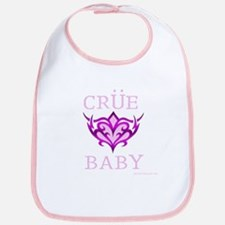 Crue Baby Girls Tribute Bib