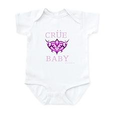 Crue Baby Girls Tribute Infant Creeper