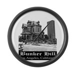 Bunker Hill Large Wall Clock