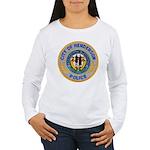 Henderson Police Women's Long Sleeve T-Shirt