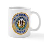 Henderson Police Mug