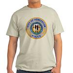 Henderson Police Light T-Shirt