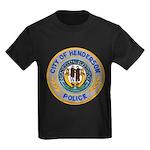 Henderson Police Kids Dark T-Shirt