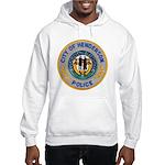 Henderson Police Hooded Sweatshirt