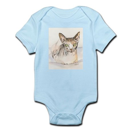 Sphynx Cat Infant Bodysuit