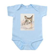 Sphynx Cat Infant Bodysuit