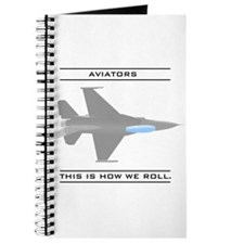 Aviators: How We Roll Journal