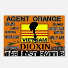 AGENT ORANGE Postcards (Package of 8)