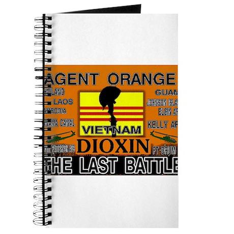 THE LAST BATTLE Journal