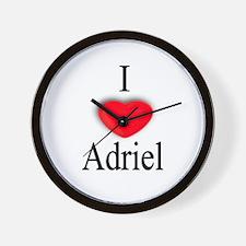 Adriel Wall Clock