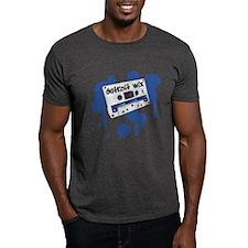 Old School Detroit Mix Tape - T-Shirt