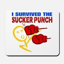 Sucker Punch Mousepad