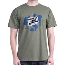 Junglist Mix Tape - T-Shirt