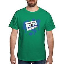 Old School Punk Mix Tape - T-Shirt