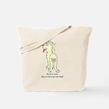 Neuter Dog Tote Bag