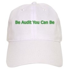 Be Audit You Can Be Baseball Cap