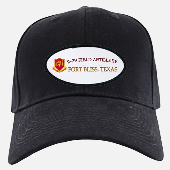 2nd Bn 29th FA Baseball Hat