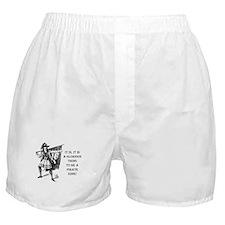 PIRATE KING Boxer Shorts
