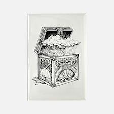 Box of Rain Rectangle Magnet (10 pack)