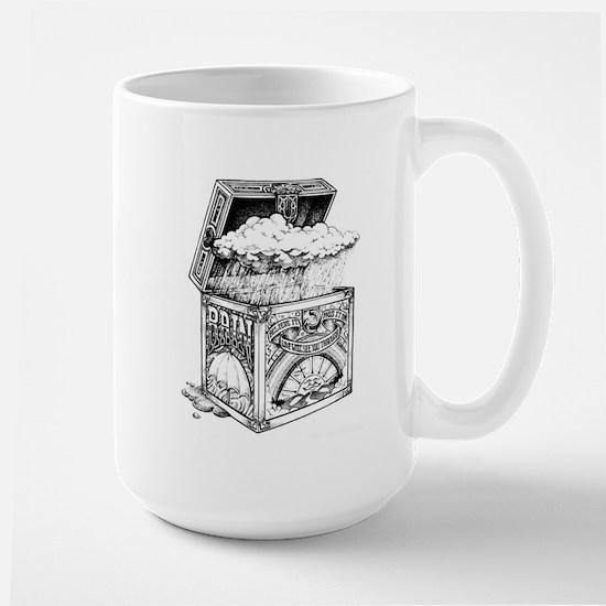 Box of Rain Large Mug