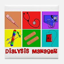 Cool Dialysis Tile Coaster