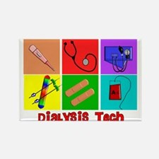 Dialysis Tech Popart Magnets