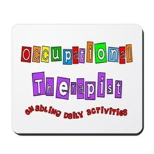 Occupational Therapy Mousepad