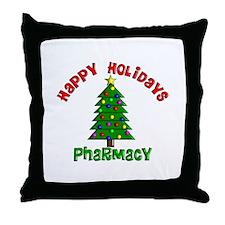 Pharmacist II Throw Pillow