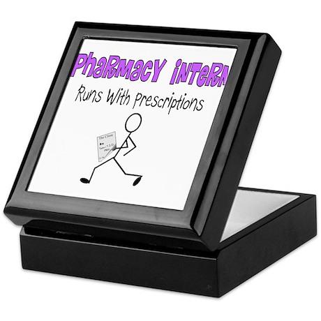 Pharmacist II Keepsake Box